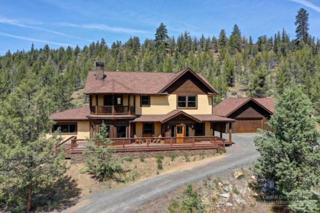 70707 Holmes Road, Sisters, OR 97759 (MLS #201905413) :: Central Oregon Home Pros