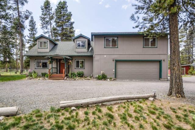 52577 Lost Ponderosa Road, La Pine, OR 97739 (MLS #201905932) :: Central Oregon Home Pros