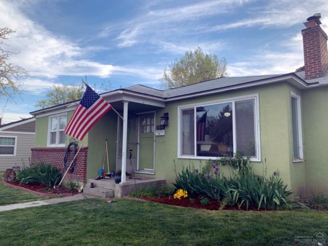1235 NE Hillcrest Avenue, Prineville, OR 97754 (MLS #201906150) :: Central Oregon Home Pros