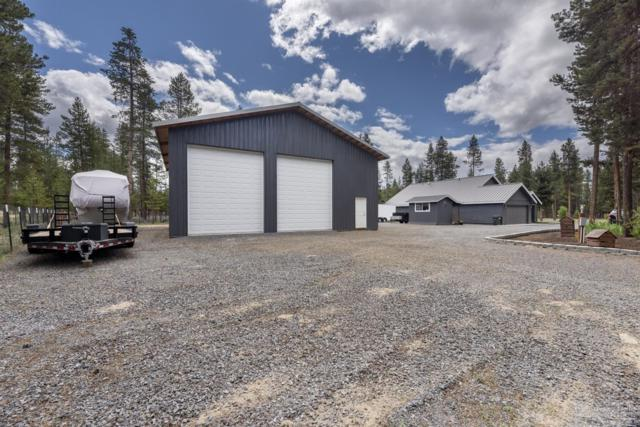 144421 Crosswood Road, La Pine, OR 97739 (MLS #201906196) :: Fred Real Estate Group of Central Oregon