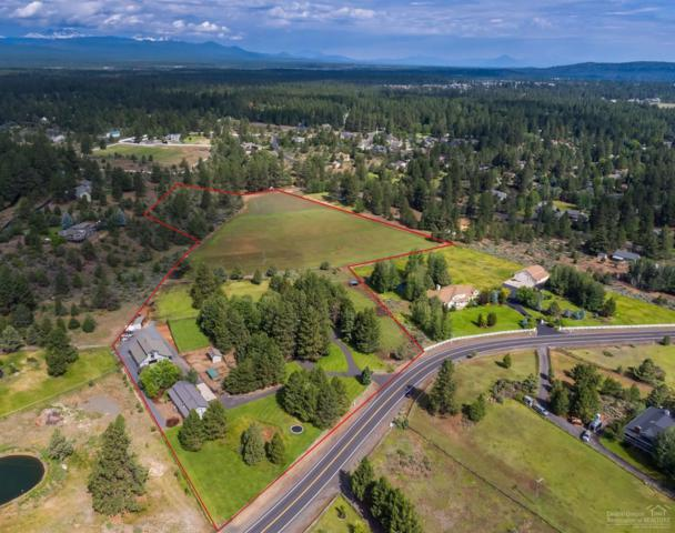 60485 Woodside Road, Bend, OR 97702 (MLS #201906604) :: Fred Real Estate Group of Central Oregon