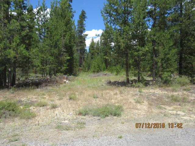 0 Wild Mustang Lane Tl 4700, Gilchrist, OR 97737 (MLS #201906694) :: Team Birtola | High Desert Realty