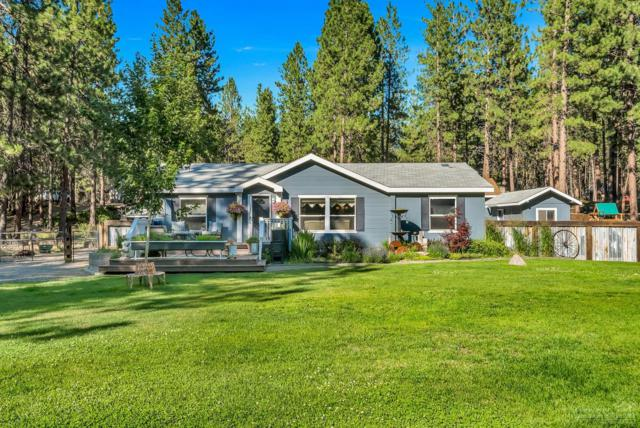 60098 Agate Road, Bend, OR 97702 (MLS #201906857) :: Fred Real Estate Group of Central Oregon