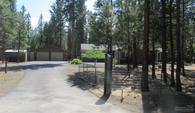 51861 Ponderosa Way, La Pine, OR 97739 (MLS #201906902) :: Fred Real Estate Group of Central Oregon