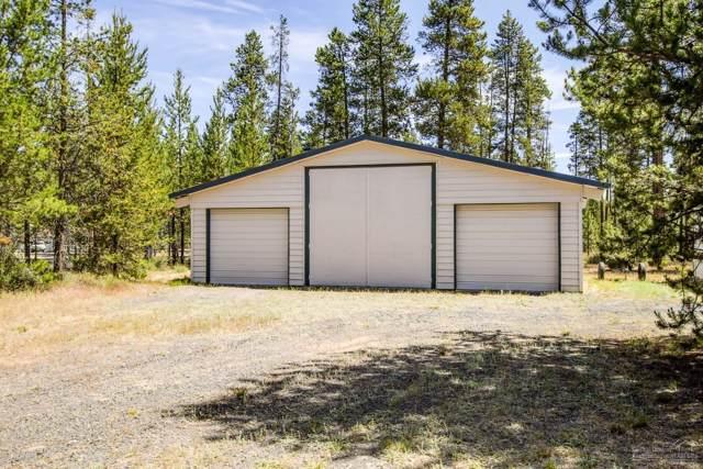 151859 Conestoga Road, La Pine, OR 97739 (MLS #201906995) :: Fred Real Estate Group of Central Oregon