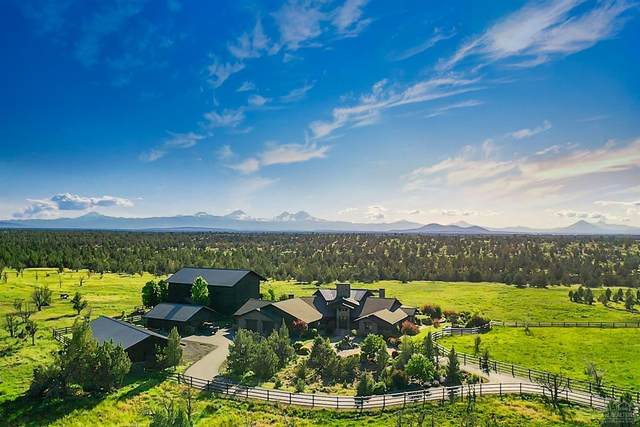 8055 SW Powell Butte Highway, Powell Butte, OR 97753 (MLS #201907042) :: Fred Real Estate Group of Central Oregon
