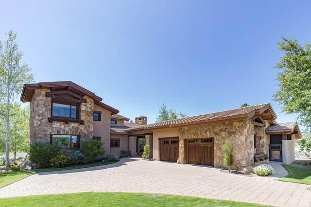 65885 Pronghorn Estates Drive, Bend, OR 97701 (MLS #201907109) :: Fred Real Estate Group of Central Oregon