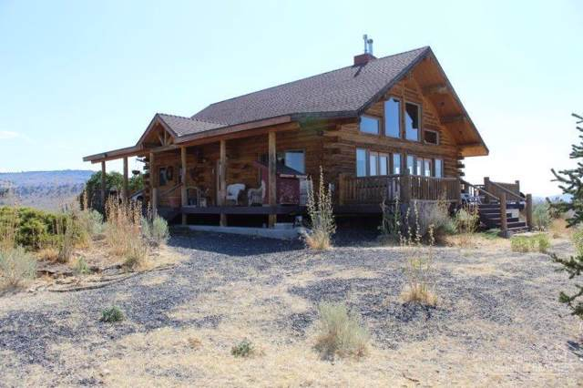 81450 Van Drewsey Road, Drewsey, OR 97904 (MLS #201907197) :: Fred Real Estate Group of Central Oregon