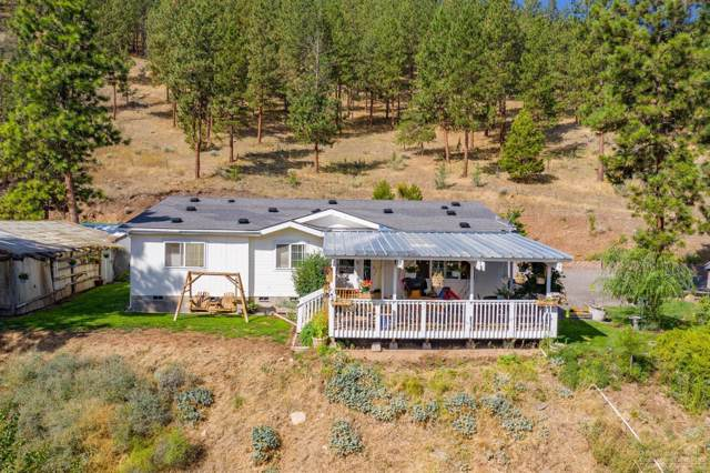 7177 NE Mill Creek Road, Prineville, OR 97754 (MLS #201907473) :: Central Oregon Home Pros