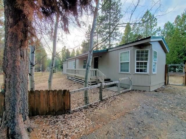 53353 Deep Woods Road, La Pine, OR 97739 (MLS #201907647) :: Fred Real Estate Group of Central Oregon