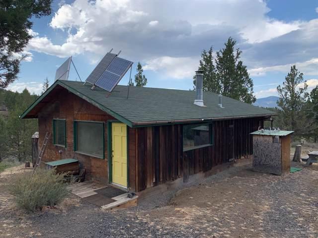 20405 SE Conant Basin Road, Prineville, OR 97754 (MLS #201907814) :: Berkshire Hathaway HomeServices Northwest Real Estate
