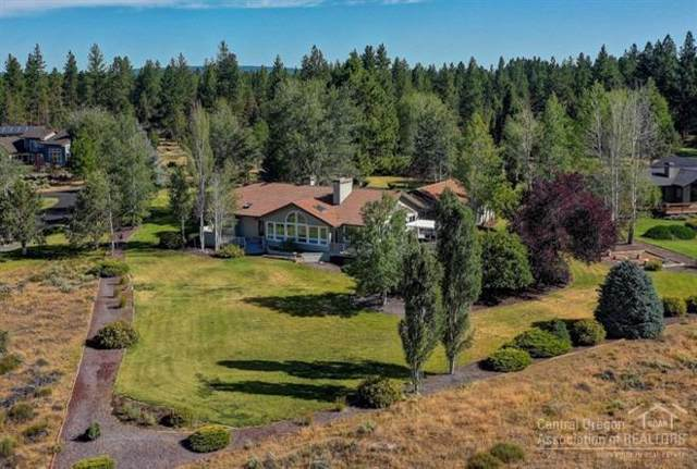 69790 Old Wagon Road, Sisters, OR 97759 (MLS #201908050) :: Berkshire Hathaway HomeServices Northwest Real Estate
