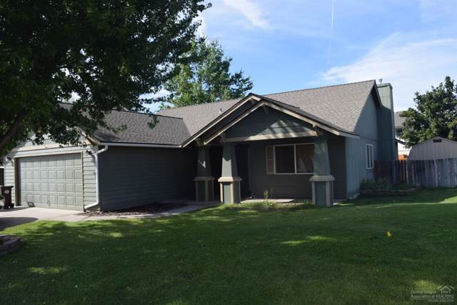 815 NW Oak Place, Redmond, OR 97756 (MLS #201908220) :: Windermere Central Oregon Real Estate