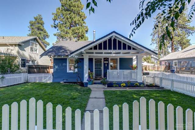 1446 NW 5th Street, Bend, OR 97703 (MLS #201908318) :: Central Oregon Home Pros