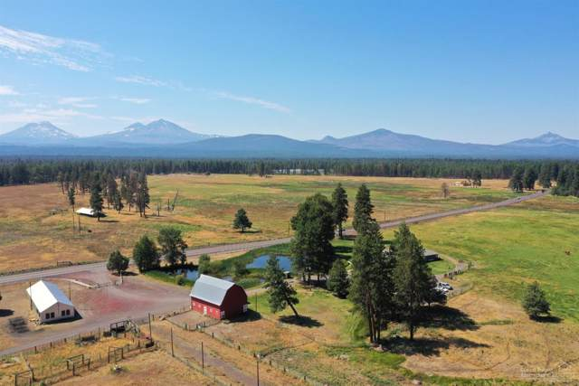 68540 Hwy 20, Sisters, OR 97759 (MLS #201908354) :: Berkshire Hathaway HomeServices Northwest Real Estate