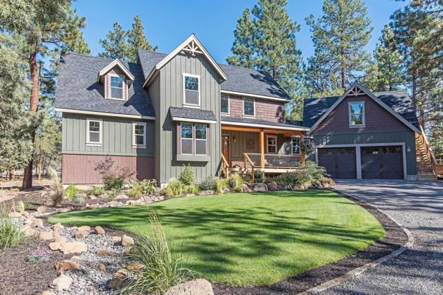 69450 Green Ridge Loop, Sisters, OR 97759 (MLS #201908677) :: Fred Real Estate Group of Central Oregon