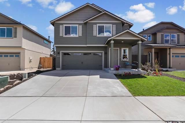 63323 NE Lamoine Lane, Bend, OR 97701 (MLS #201908729) :: Fred Real Estate Group of Central Oregon