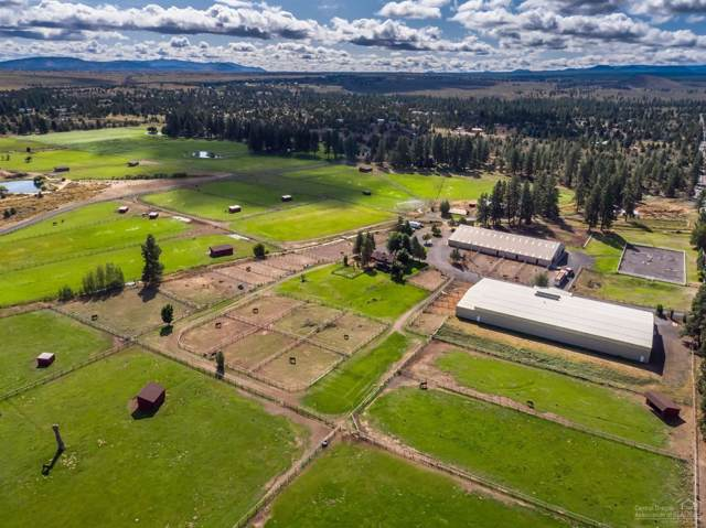 60360 Horse Butte Road, Bend, OR 97702 (MLS #201909000) :: The Ladd Group