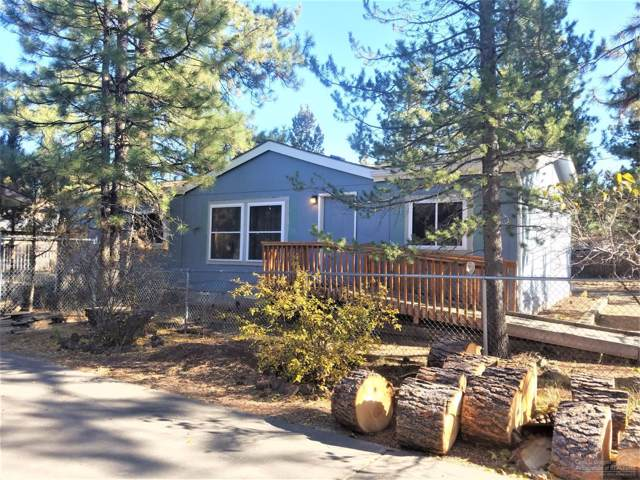 61087 SW Chuckanut Drive, Bend, OR 97702 (MLS #201909032) :: The Ladd Group
