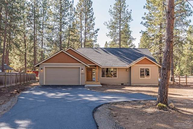 19053 Pumice Butte Road, Bend, OR 97702 (MLS #201909076) :: Team Birtola | High Desert Realty