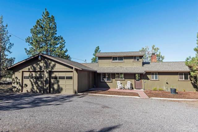 68823 Bradley Road, Sisters, OR 97759 (MLS #201909224) :: Central Oregon Home Pros