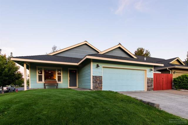 3198 NE Coho Street, Bend, OR 97701 (MLS #201909228) :: The Ladd Group