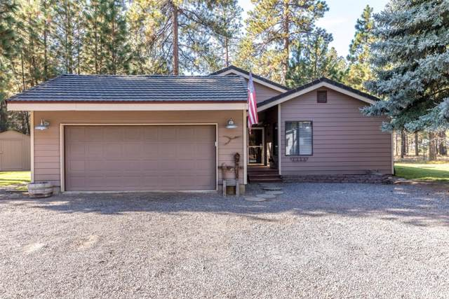14923 Ironwheel, Sisters, OR 97759 (MLS #201909334) :: Berkshire Hathaway HomeServices Northwest Real Estate