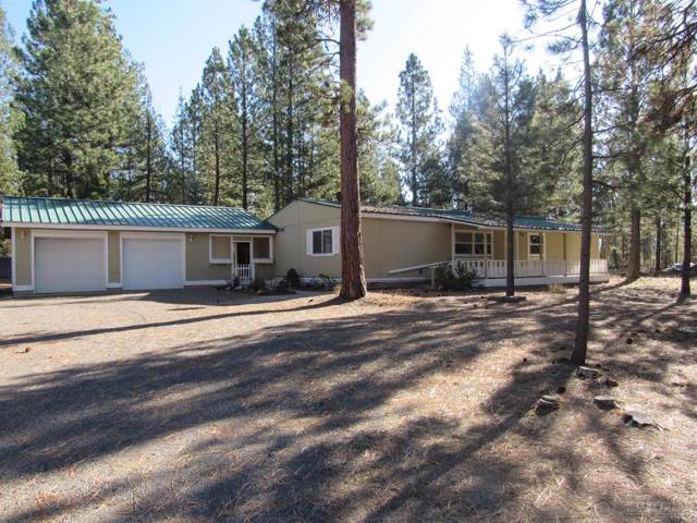 152863 Wagon Trail Road, La Pine, OR 97739 (MLS #201909358) :: Berkshire Hathaway HomeServices Northwest Real Estate