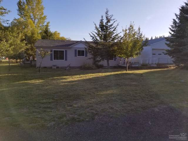19205 Shoshone Road, Bend, OR 97702 (MLS #201909467) :: Berkshire Hathaway HomeServices Northwest Real Estate