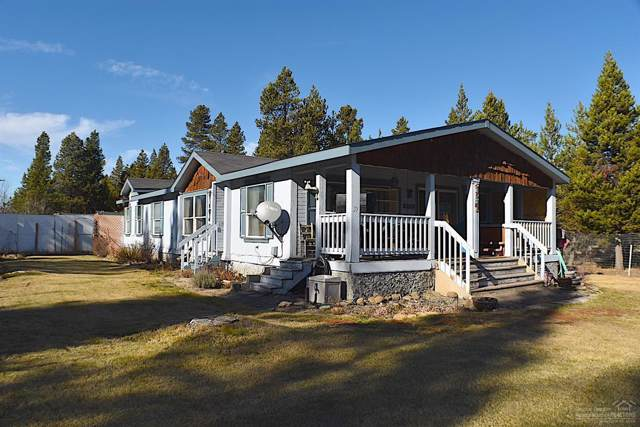 15820 S Burgess, La Pine, OR 97739 (MLS #201909500) :: Team Birtola | High Desert Realty