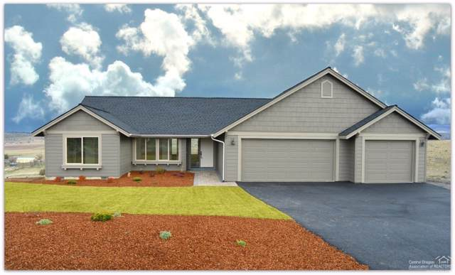 21 Hilltop Lane, Madras, OR 97741 (MLS #201909560) :: Berkshire Hathaway HomeServices Northwest Real Estate