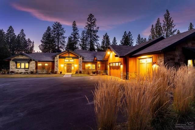 18870 Macalpine Loop, Bend, OR 97702 (MLS #201909682) :: Fred Real Estate Group of Central Oregon
