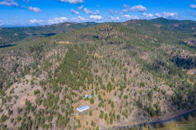 7177 NE Mill Creek Road, Prineville, OR 97754 (MLS #201909694) :: Central Oregon Home Pros