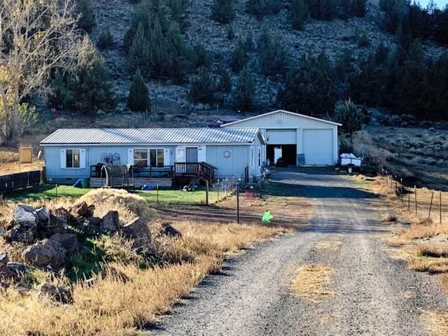 11218 SW Horny Hollow Trail, Terrebonne, OR 97760 (MLS #201909812) :: Team Birtola | High Desert Realty