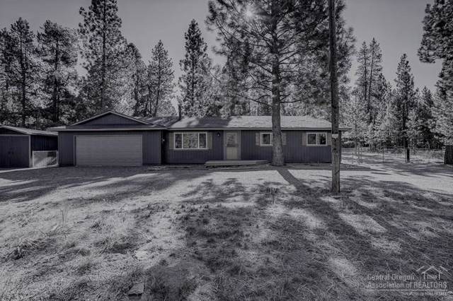 15851 Dawn Road, La Pine, OR 97739 (MLS #201910054) :: Team Birtola | High Desert Realty
