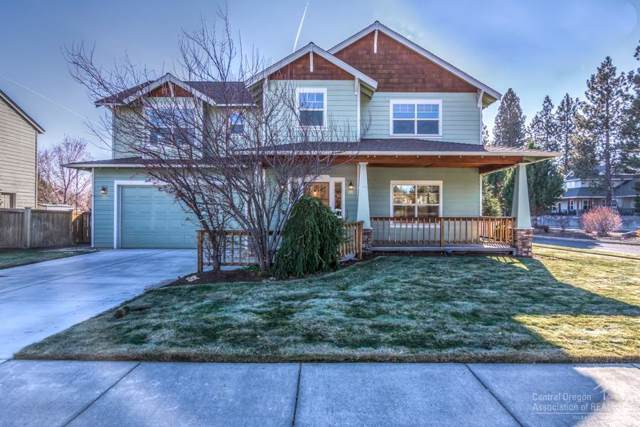 2973 NW Cabernet Lane, Bend, OR 97703 (MLS #201910080) :: Bend Homes Now