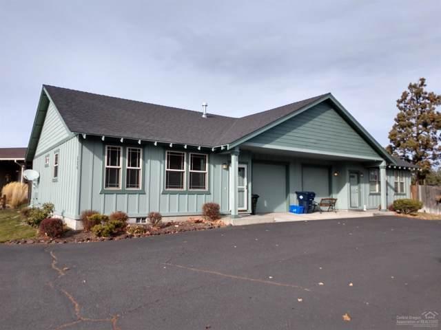 826 NE Hidden Valley Drive, Bend, OR 97701 (MLS #201910547) :: Bend Homes Now