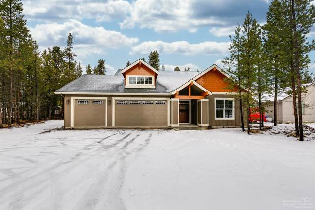 17436 Rail Drive, Bend, OR 97707 (MLS #201910656) :: The Ladd Group