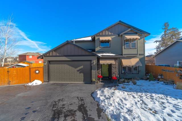 1452 NW 20th Court, Redmond, OR 97756 (MLS #201910667) :: Fred Real Estate Group of Central Oregon
