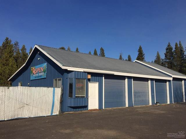 17080 Tracy Road, La Pine, OR 97739 (MLS #201910964) :: Fred Real Estate Group of Central Oregon