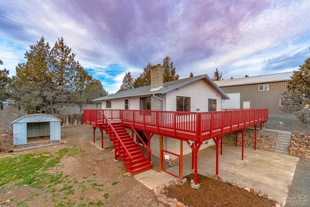 11253 NW Jordan Avenue, Prineville, OR 97754 (MLS #202000026) :: Team Birtola | High Desert Realty