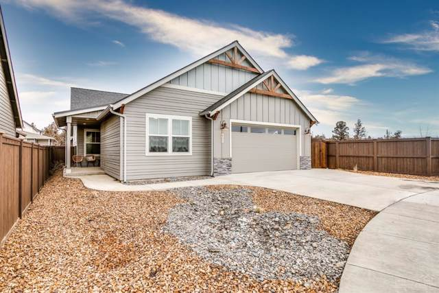 4051 SW Badger Court, Redmond, OR 97756 (MLS #202000353) :: Central Oregon Home Pros
