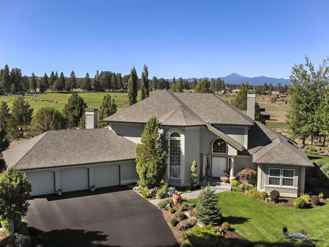 60337 Arnold Market Road, Bend, OR 97702 (MLS #202000703) :: The Ladd Group