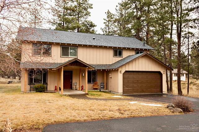 350 N Rope Place, Sisters, OR 97759 (MLS #202000775) :: Bend Homes Now
