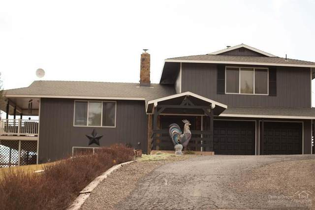 906 NW Rollo Lane, Prineville, OR 97754 (MLS #202000887) :: Team Birtola | High Desert Realty
