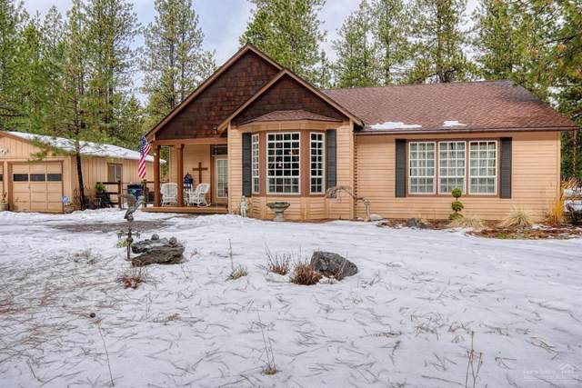 14883 Bluegrass Loop, Sisters, OR 97759 (MLS #202000986) :: Stellar Realty Northwest