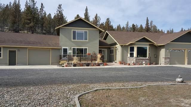 12192 NE Grant Lane, Prineville, OR 97754 (MLS #202001104) :: Berkshire Hathaway HomeServices Northwest Real Estate