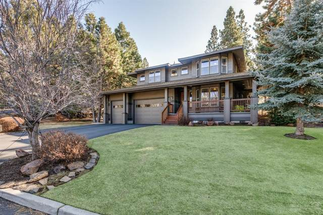2063 NW Cabot Lake Court, Bend, OR 97703 (MLS #202001151) :: The Ladd Group