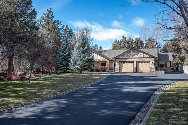 61267 Benham Road, Bend, OR 97702 (MLS #202001196) :: Rutledge Property Group