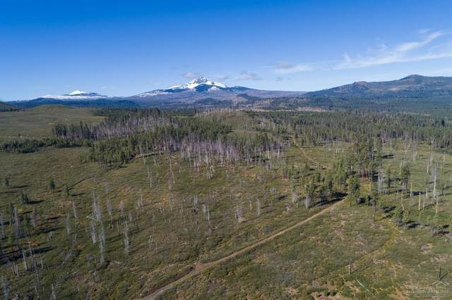 2 Forest Service Rd 2060, Sisters, OR 97759 (MLS #202001236) :: Top Agents Real Estate Company